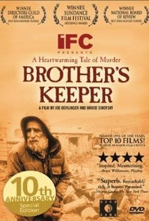 Brother's Keeper - Poster / Capa / Cartaz - Oficial 1