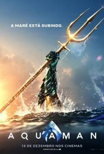 Aquaman - Poster / Capa / Cartaz - Oficial 5