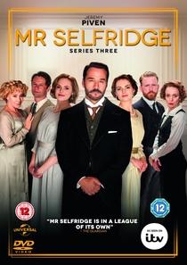 Mr. Selfridge (3ª Temporada) - Poster / Capa / Cartaz - Oficial 1