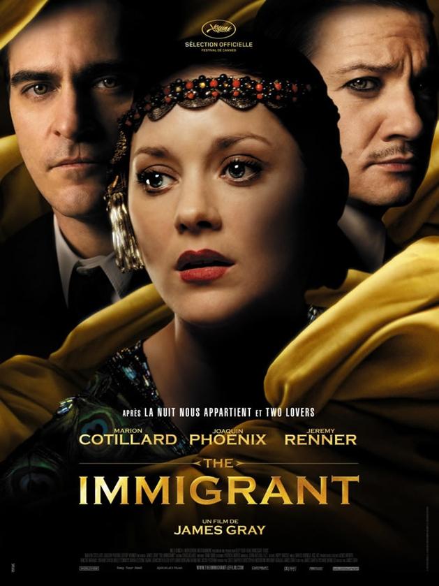 The Immigrant | Filme de James Gray ganha cartazes de personagem