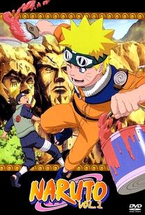 Naruto (1ª Temporada) - Poster / Capa / Cartaz - Oficial 1