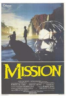 A Missão - Poster / Capa / Cartaz - Oficial 7