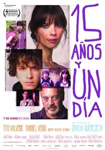 15 Anos e Um Dia - Poster / Capa / Cartaz - Oficial 2