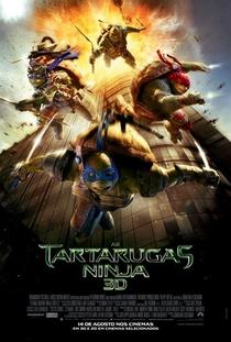 As Tartarugas Ninja - Poster / Capa / Cartaz - Oficial 2