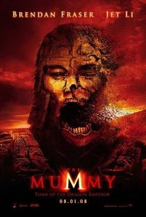 A Múmia: Tumba do Imperador Dragão - Poster / Capa / Cartaz - Oficial 1