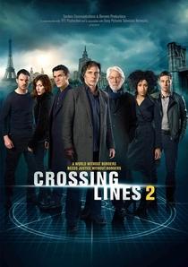 Crossing Lines (2ª Temporada) - Poster / Capa / Cartaz - Oficial 1