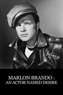Marlon Brando: An Actor Named Desire - Poster / Capa / Cartaz - Oficial 1
