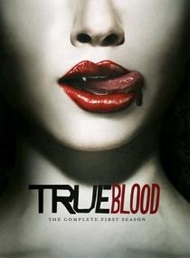 True Blood (1ª Temporada) - Poster / Capa / Cartaz - Oficial 1