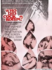 Who Did Robin? - Poster / Capa / Cartaz - Oficial 1