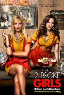 Duas Garotas em Apuros (3ª Temporada) - Poster / Capa / Cartaz - Oficial 2