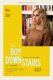 The Boy Downstairs - Poster / Capa / Cartaz - Oficial 2