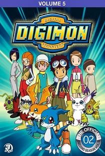 Digimon (2ª Temporada) - Poster / Capa / Cartaz - Oficial 3