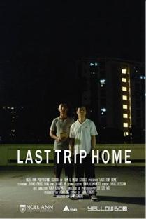 Last Trip Home - Poster / Capa / Cartaz - Oficial 1