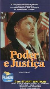 Poder e Justiça - Poster / Capa / Cartaz - Oficial 1