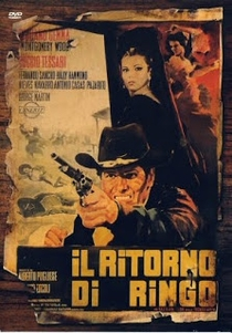 Ringo Não Discute... Mata - Poster / Capa / Cartaz - Oficial 2