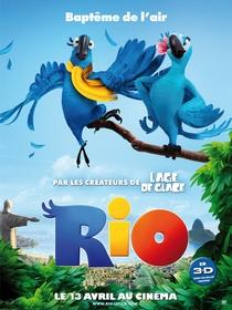 Rio - Poster / Capa / Cartaz - Oficial 7