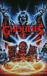 Ghoulies - Poster / Capa / Cartaz - Oficial 2
