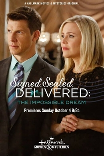 Signed, Sealed, Delivered: The Impossible Dream - Poster / Capa / Cartaz - Oficial 1