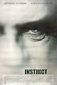 Instinto - Poster / Capa / Cartaz - Oficial 2