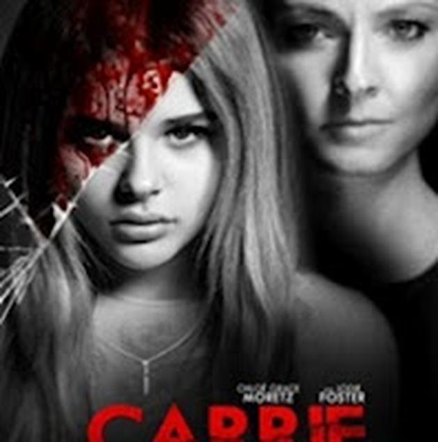 """.: Primeiro Banner Viral de """"Carrie"""""""