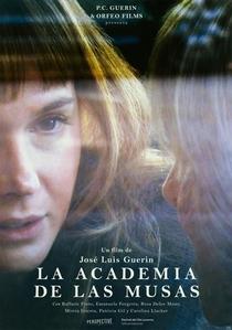 A Academia das Musas - Poster / Capa / Cartaz - Oficial 1