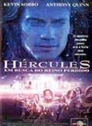 Hércules em Busca do Reino Perdido - Poster / Capa / Cartaz - Oficial 2