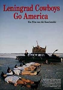 Cowboys de Leningrado Vão Para a América - Poster / Capa / Cartaz - Oficial 2
