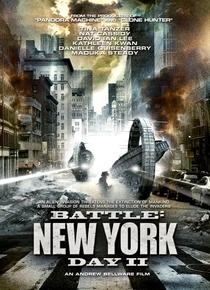 Battle: New York, Day 2 - Poster / Capa / Cartaz - Oficial 1