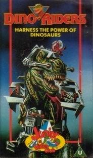 Dino Riders - A Aventura Continua... - Poster / Capa / Cartaz - Oficial 1