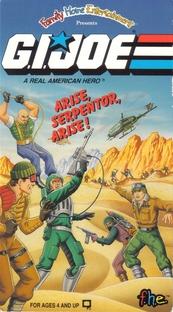 G.I. Joe: Arise, Serpentor, Arise! - Poster / Capa / Cartaz - Oficial 1