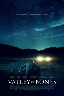 Valley of Bones - Poster / Capa / Cartaz - Oficial 1