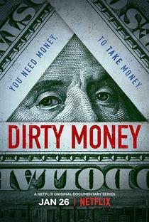 Na Rota do Dinheiro Sujo (1ª Temporada) - Poster / Capa / Cartaz - Oficial 1