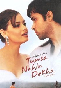 Tumsa Nahin Dekha - Poster / Capa / Cartaz - Oficial 3