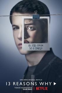 13 Reasons Why (2ª Temporada) - Poster / Capa / Cartaz - Oficial 1