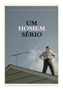 Um Homem Sério  - Poster / Capa / Cartaz - Oficial 2