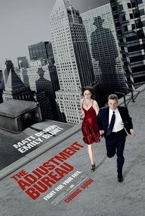 Os Agentes do Destino - Poster / Capa / Cartaz - Oficial 3