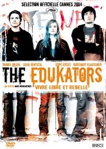 Edukators - Os Educadores - Poster / Capa / Cartaz - Oficial 1