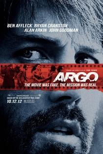 Argo - Poster / Capa / Cartaz - Oficial 1
