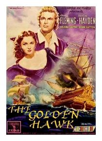 O Falcão Dourado - Poster / Capa / Cartaz - Oficial 1