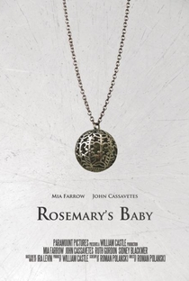 O Bebê de Rosemary - Poster / Capa / Cartaz - Oficial 10