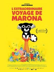 A Fantástica Viagem de Marona - Poster / Capa / Cartaz - Oficial 2