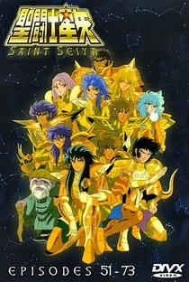 Os Cavaleiros do Zodíaco (Saga 1: Santuário) - Poster / Capa / Cartaz - Oficial 19
