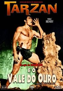 Tarzan e o Vale do Ouro - Poster / Capa / Cartaz - Oficial 2