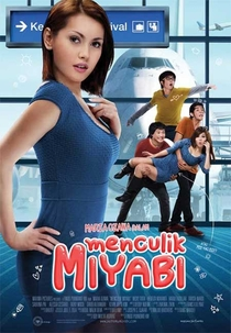 Menculik Miyabi  - Poster / Capa / Cartaz - Oficial 1