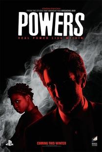 Powers (1ª Temporada) - Poster / Capa / Cartaz - Oficial 1
