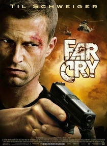 Far Cry: Fuga do Inferno - Poster / Capa / Cartaz - Oficial 1