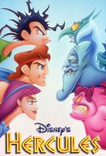 Hércules (1ª Temporada) - Poster / Capa / Cartaz - Oficial 2