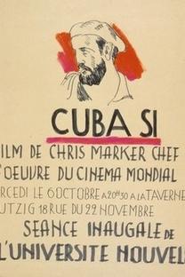 ¡Cuba Sí! - Poster / Capa / Cartaz - Oficial 1