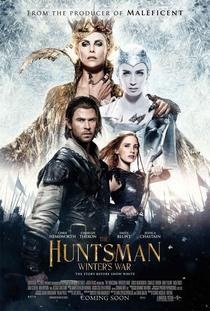 O Caçador e a Rainha do Gelo - Poster / Capa / Cartaz - Oficial 1