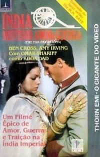 Índia - Mistério, Amor e Guerra - Poster / Capa / Cartaz - Oficial 1